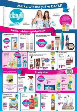 Gazetka promocyjna Dayli, ważna od 17.11.2014 do 30.11.2014.
