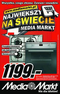 Gazetka promocyjna Media Markt, ważna od 09.08.2013 do 16.08.2013.