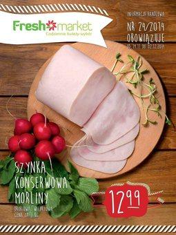 Gazetka promocyjna Freshmarket, ważna od 19.11.2014 do 02.12.2014.
