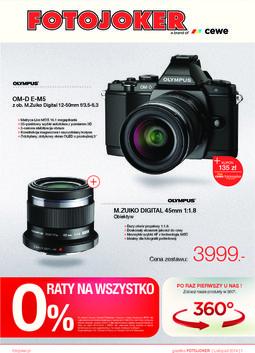 Gazetka promocyjna Fotojoker, ważna od 17.11.2014 do 30.11.2014.
