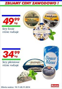 Gazetka promocyjna Auchan, ważna od 19.11.2014 do 26.11.2014.