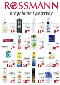 Gazetka promocyjna Rossmann, ważna od 20.11.2014 do 30.11.2014.