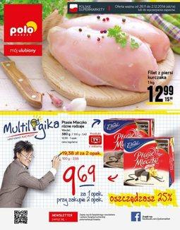 Gazetka promocyjna POLOmarket, ważna od 26.11.2014 do 02.12.2014.