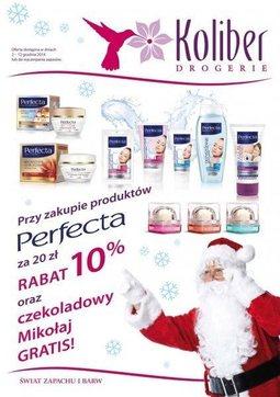 Gazetka promocyjna Drogerie Koliber, ważna od 02.12.2014 do 12.12.2014.