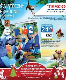 Gazetka promocyjna Tesco Hipermarket, ważna od 27.11.2014 do 24.12.2014.