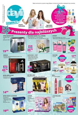 Gazetka promocyjna Dayli, ważna od 01.12.2014 do 14.12.2014.
