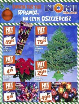 Gazetka promocyjna Nomi, ważna od 05.12.2014 do 26.12.2014.