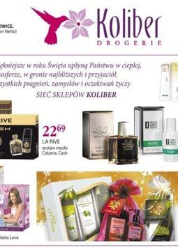 Gazetka promocyjna Koliber, ważna od 09.12.2014 do 31.12.2014.