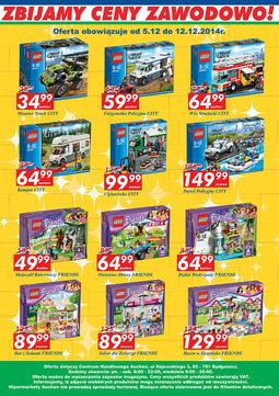 Gazetka promocyjna Auchan, ważna od 05.12.2014 do 12.12.2014.