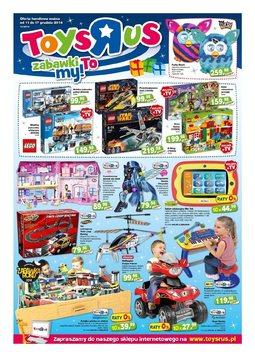 Gazetka promocyjna Toys''R''Us, ważna od 11.12.2014 do 17.12.2014.
