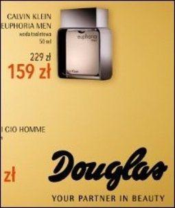 Gazetka promocyjna Douglas, ważna od 25.11.2014 do 04.01.2015.
