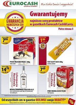 Gazetka promocyjna Eurocash Cash&Carry, ważna od 19.01.2015 do 01.02.2015.