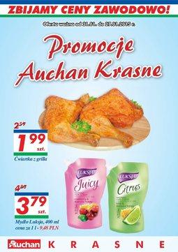 Gazetka promocyjna Auchan, ważna od 21.01.2015 do 27.01.2015.