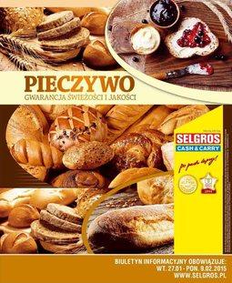 Gazetka promocyjna Selgros Cash&Carry, ważna od 27.01.2015 do 09.02.2015.
