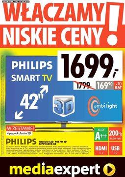 Gazetka promocyjna Media Expert, ważna od 12.02.2015 do 04.03.2015.