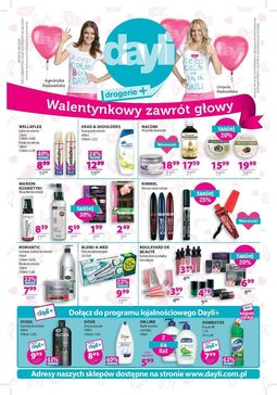 Gazetka promocyjna Dayli, ważna od 12.02.2015 do 25.02.2015.