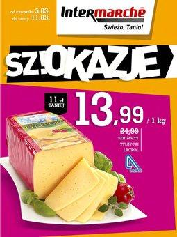Gazetka promocyjna Intermarche, ważna od 05.03.2015 do 11.03.2015.