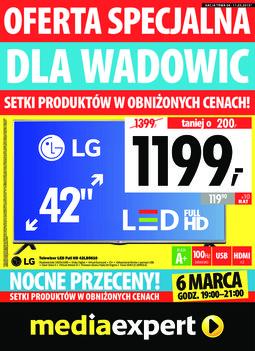 Gazetka promocyjna Media Expert, ważna od 04.03.2015 do 11.03.2015.