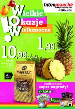 Gazetka promocyjna Intermarche, ważna od 19.03.2015 do 25.03.2015.