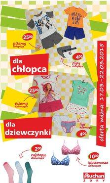 Gazetka promocyjna Auchan, ważna od 17.03.2015 do 22.03.2015.