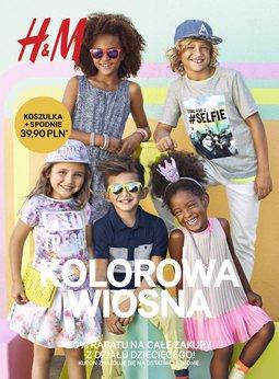 Gazetka promocyjna H&M, ważna od 26.03.2015 do 30.06.2015.