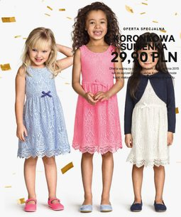Gazetka promocyjna H&M, ważna od 26.03.2015 do 24.04.2015.