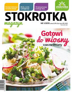 Gazetka promocyjna Stokrotka, ważna od 09.04.2015 do 27.05.2015.