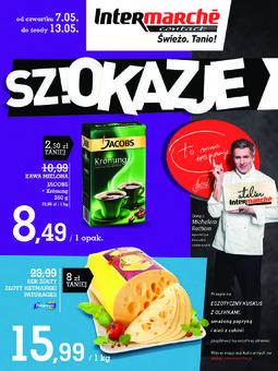 Gazetka promocyjna Intermarche, ważna od 07.05.2015 do 13.05.2015.