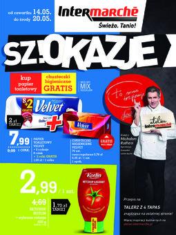 Gazetka promocyjna Intermarche, ważna od 14.05.2015 do 20.05.2015.