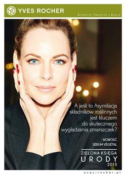 Gazetka promocyjna Yves Rocher, ważna od 11.05.2015 do 31.12.2015.