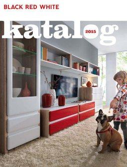 Gazetka promocyjna Black Red White, ważna od 28.05.2015 do 31.12.2015.