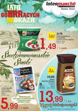 Gazetka promocyjna Intermarche, ważna od 11.06.2015 do 17.06.2015.