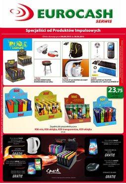 Gazetka promocyjna Eurocash Cash&Carry, ważna od 08.06.2015 do 30.06.2015.