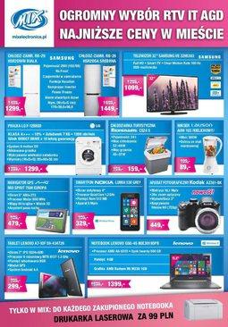 Gazetka promocyjna Mix Electronics, ważna od 15.06.2015 do 30.06.2015.
