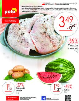 Gazetka promocyjna POLOmarket, ważna od 24.06.2015 do 30.06.2015.