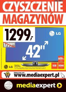 Gazetka promocyjna Media Expert, ważna od 12.09.2013 do 18.09.2013.
