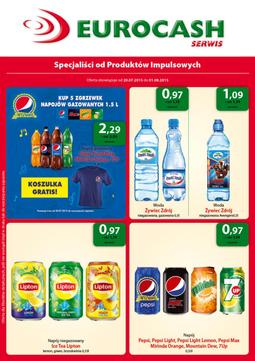 Gazetka promocyjna KDWT Impuls, ważna od 20.07.2015 do 01.08.2015.
