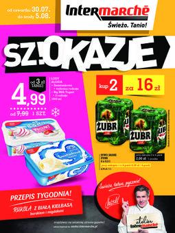 Gazetka promocyjna Intermarche, ważna od 30.07.2015 do 05.08.2015.