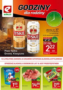 Gazetka promocyjna EKO, ważna od 13.09.2013 do 19.09.2013.