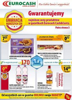 Gazetka promocyjna Eurocash Cash&Carry, ważna od 03.08.2015 do 16.08.2015.