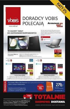 Gazetka promocyjna Vobis, ważna od 16.09.2013 do 30.09.2013.
