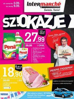 Gazetka promocyjna Intermarche, ważna od 03.09.2015 do 09.09.2015.