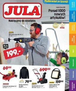 Gazetka promocyjna Jula, ważna od 11.09.2015 do 31.12.2015.