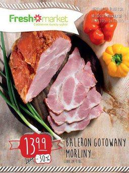 Gazetka promocyjna Freshmarket, ważna od 23.09.2015 do 06.10.2015.