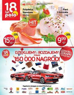 Gazetka promocyjna POLOmarket, ważna od 07.10.2015 do 13.10.2015.