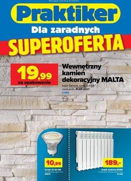 Gazetka promocyjna Praktiker, ważna od 20.09.2013 do 02.10.2013.