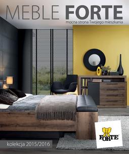Gazetka promocyjna Forte, ważna od 08.10.2015 do 31.12.2016.