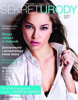 Gazetka promocyjna Drogerie Sekret Urody, ważna od 23.09.2013 do 06.12.2013.