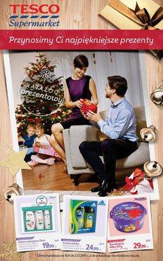 Gazetka promocyjna Tesco Hipermarket, ważna od 10.11.2015 do 02.12.2015.