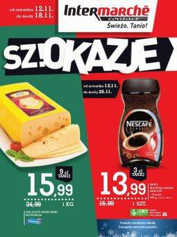 Gazetka promocyjna Intermarche, ważna od 12.11.2015 do 18.11.2015.
